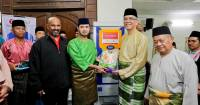 Sunway Group becomes first Malaysian corporation to install 'ATM Beras' to aid the needy