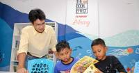 Bringing Joy to the Underprivileged, One Book at a Time
