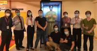 Sunway Installs Contactless COVID-19 Testing Pod to Protect Healthcare Workers