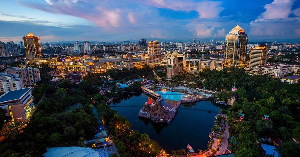 Sunway City Kuala Lumpur: Sustainable and Smart Through Technology