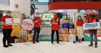 sunway putra mall flood aid