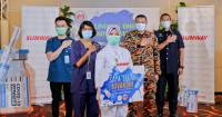 As the first private large-scale vaccination centre in Petaling, SPCC will carry out vaccinations until February next year