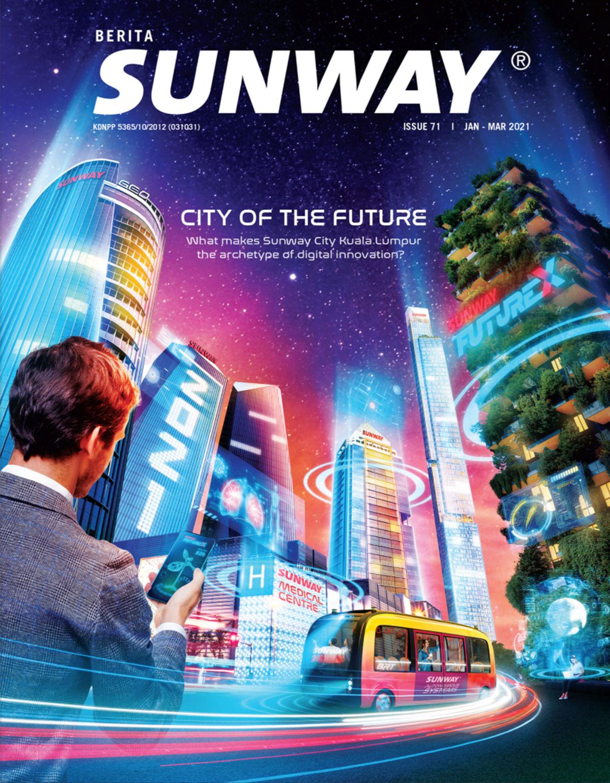 Berita Sunway Issue 71