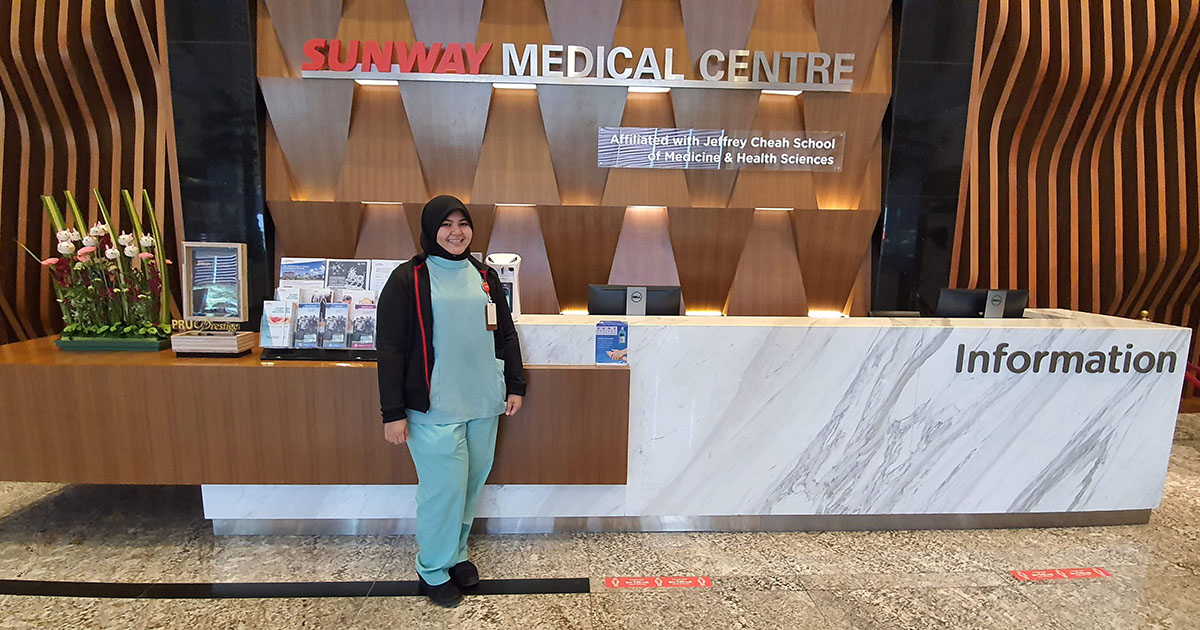 Thirty-three-year-old senior nurse Apnidyawati bt Amsy Priyadi was excited when she finally received her vaccination appointment date, after constantly checking her MySejahtera app for weeks.