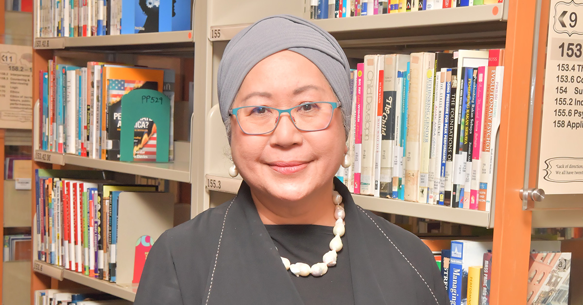 Tan Sri Dr. Jemilah Mahmood, a Trustee of the Jeffrey Cheah Foundation, will lead the newly established Sunway Centre for Planetary Health
