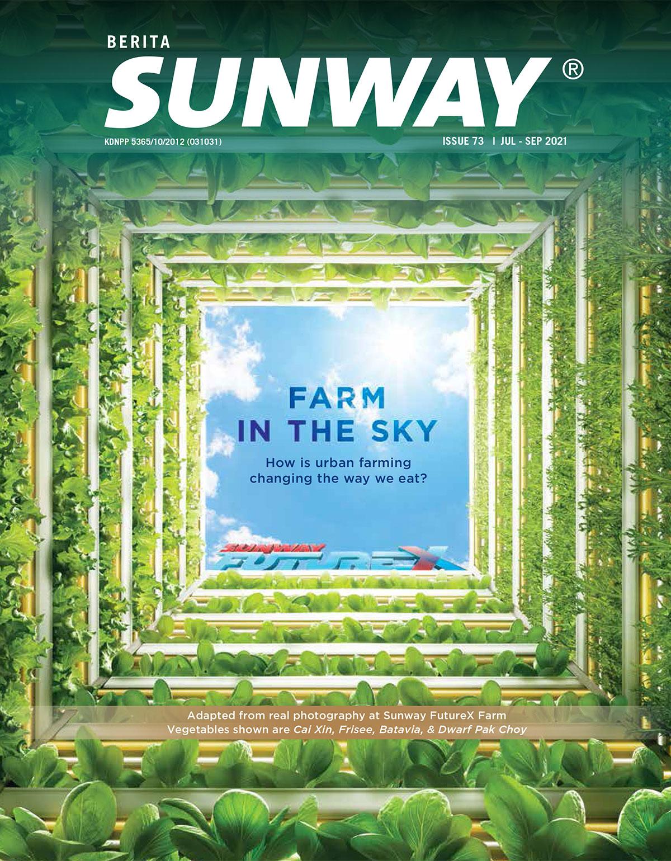 Berita Sunway Issue 73