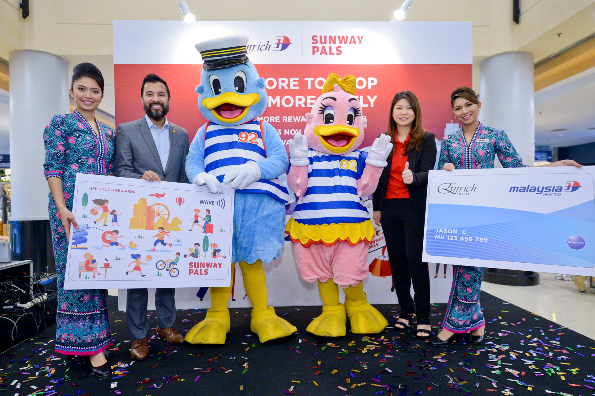 Sunway Pals Partners with Enrich to Benefit Avid Members