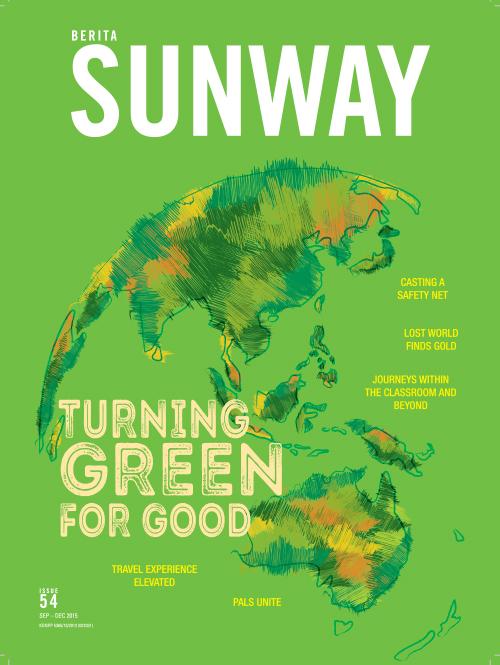Berita Sunway Issue 54