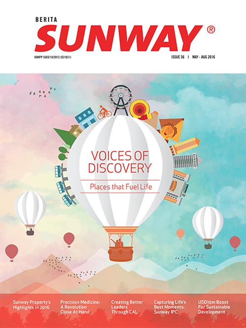 Berita Sunway Issue 56