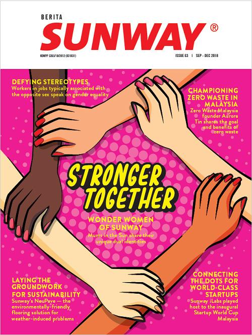 Berita Sunway Issue 63
