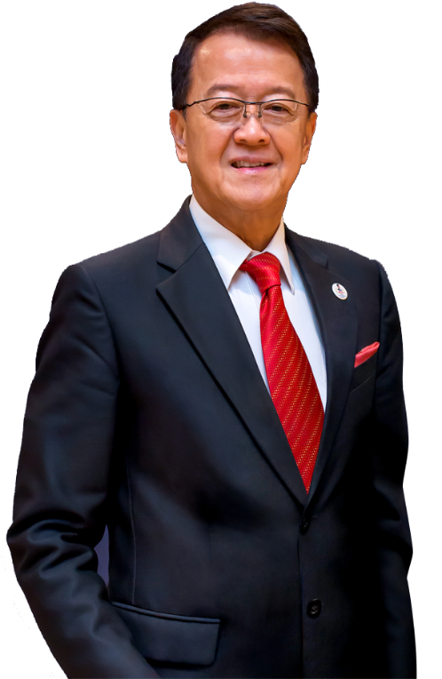 TAN SRI DR JEFFREY CHEAH AO