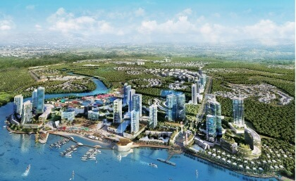 Sunway City Iskandar Puteri