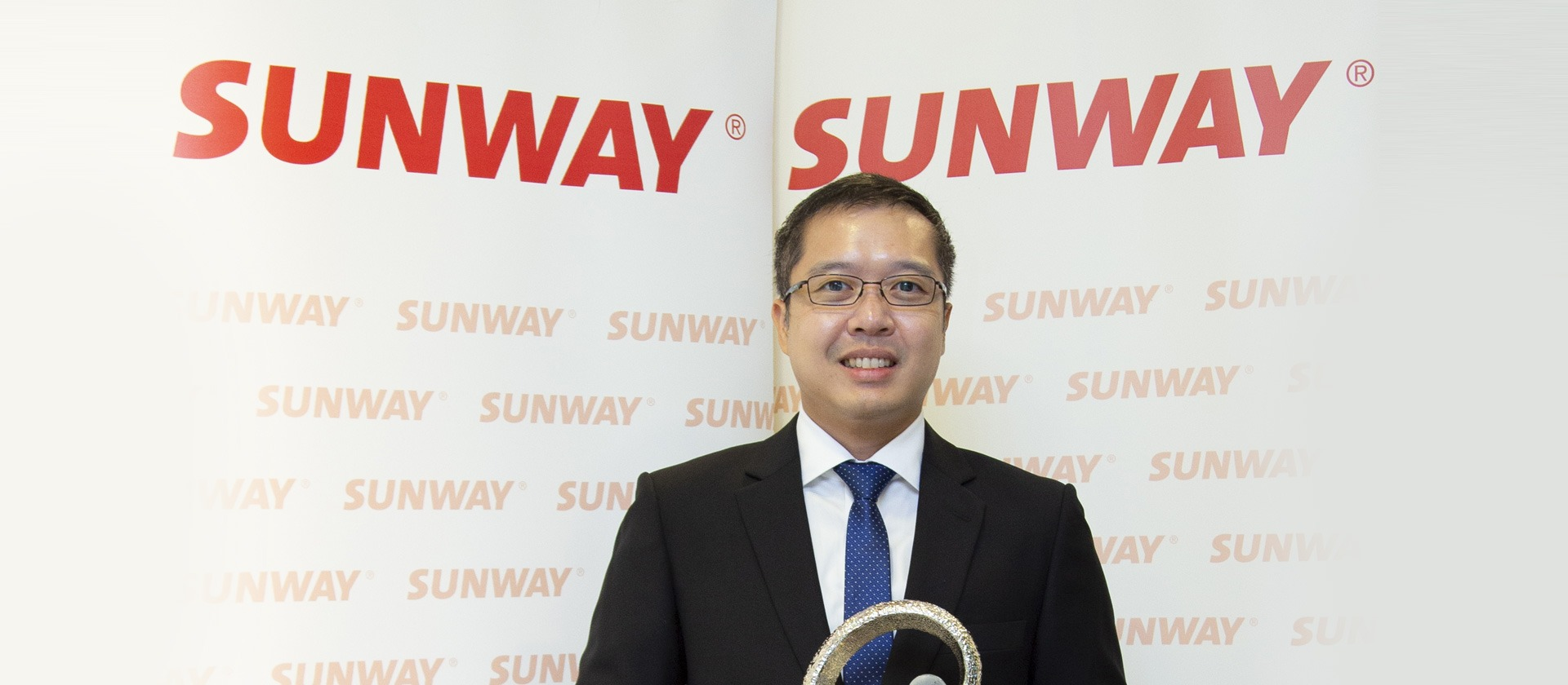 Sunway Group CEO, Digital & Strategic Investments, Evan Cheah